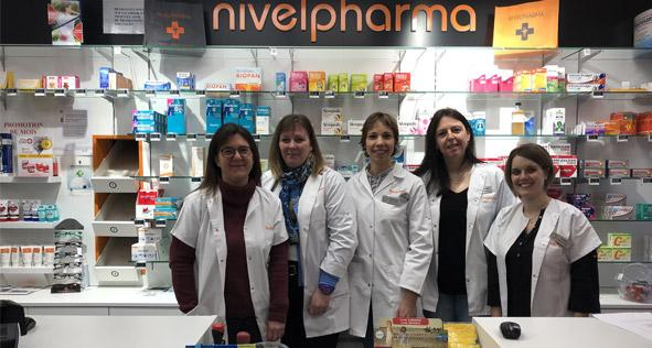 Pharmacie NIVEL PHARMA